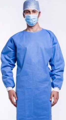 Spunbond Non Woven Fabric For Surgical Gowns