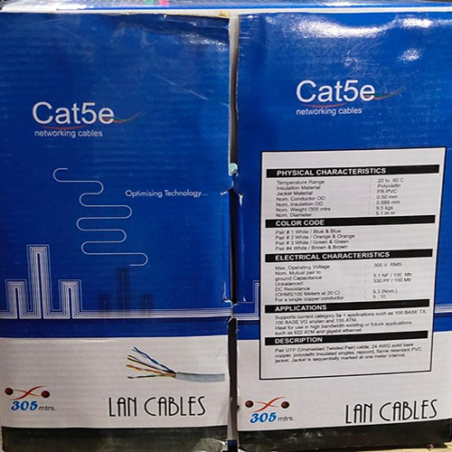 Cat5e Networking Cable