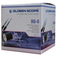 RG 6 Gas Injected Foam Cables