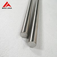 Nickel Titanium Alloy Super Elastic And Shape Memory Nitinol Bar Price Per Kg