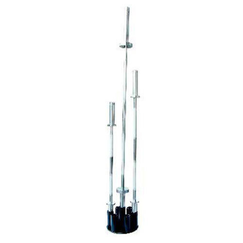 Weight and Dumbbell Rod Stand