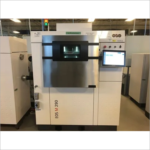 Brand New 2019 EOS M 290 Metal 3D Printer ( DMLS ) Direct Metal Laser Sintering Technology - 3D Metal Additive Manufacturing - Rapid Prototyping Machine
