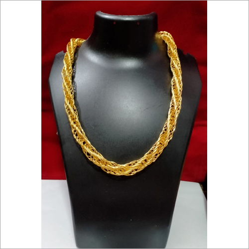 Designer Imitation Gold Chain