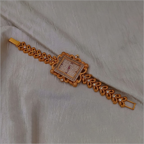 Gold Imitation Watch
