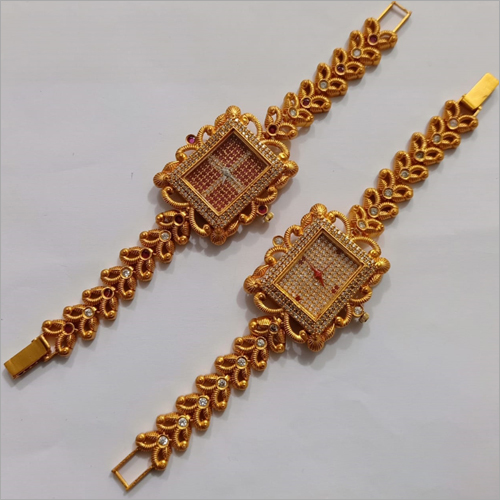 Ladies Gold Imitation Watch