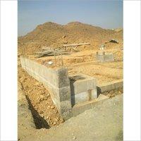 Pit Less Type Weighbridge Foundation