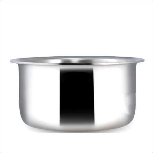 14 cm - 1.1 Ltr 3 Ply Stainless Steel Cooking Pot