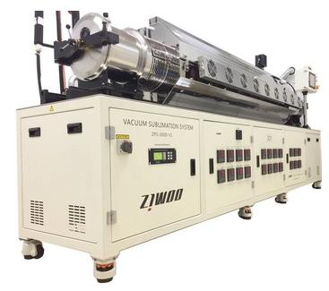 Vacuum Chamber / Vacuum Sublimation System(Purifier) for Vacuum Melting and Vacuum Casting LED