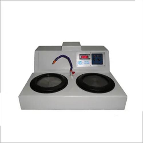 Electric Double Disc Polishing Machine