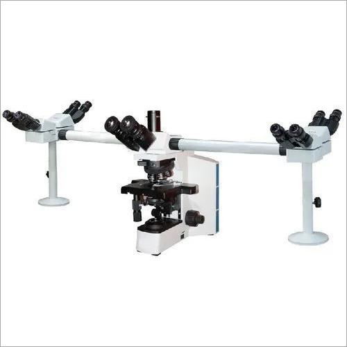 Laboratory Multi Viewing Microscope