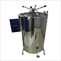 Steel Vertical Autoclave