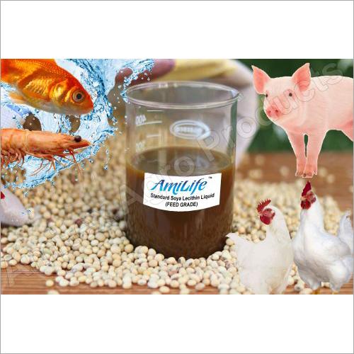 AmiLife Non-Gmo Soya Lecithin Liquid Feed Grade