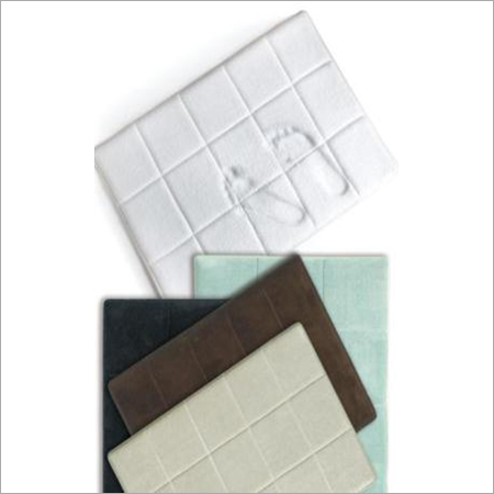 Real Memory Foam Bathmats