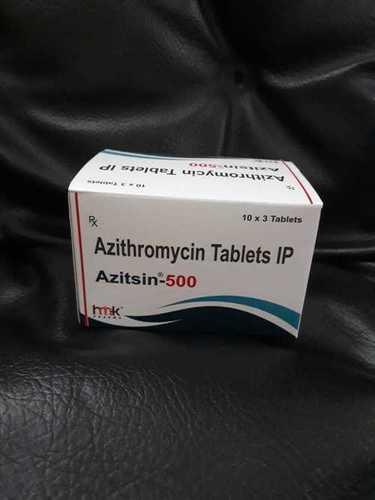 Azithromycin Tablets IP