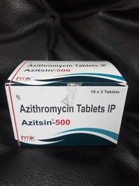 Azitsin - 500