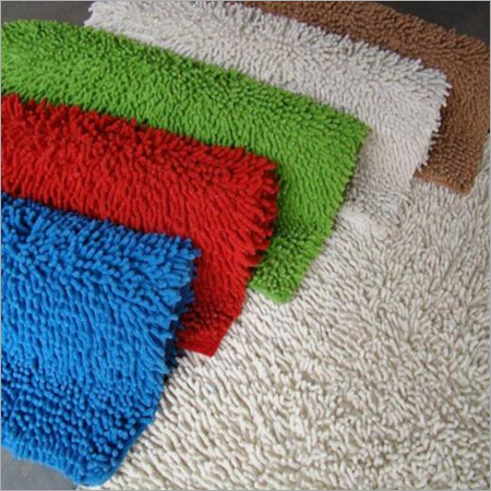 Shaggy Bathmats