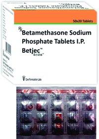 Betamethasone I.P 0.5 mg/BETJEC
