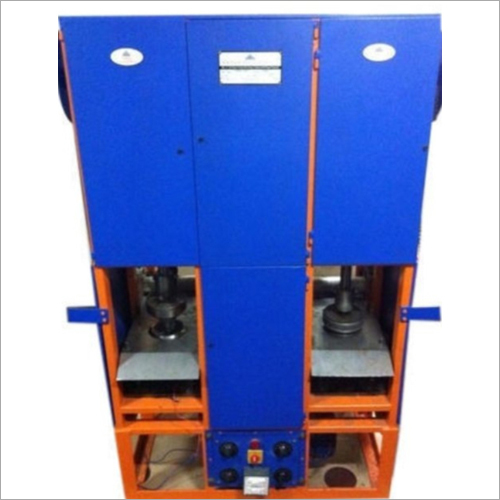Double Die Fully Automatic Paper Plate Machine