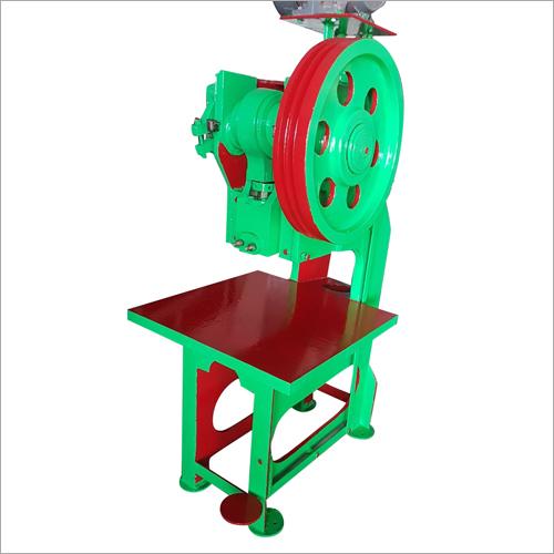 Power Press Slippers Making Machine