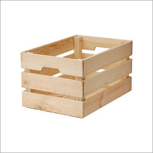 Wooden Crates Box