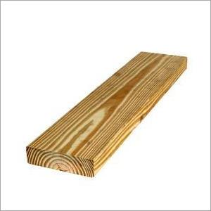 Wooden Single Plank