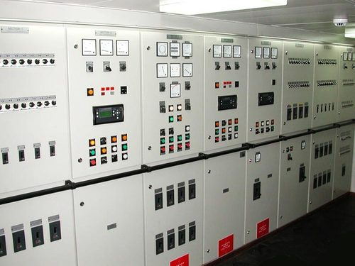 3Phase Three Phase Power Distribution Panel, IP Rating: IP54