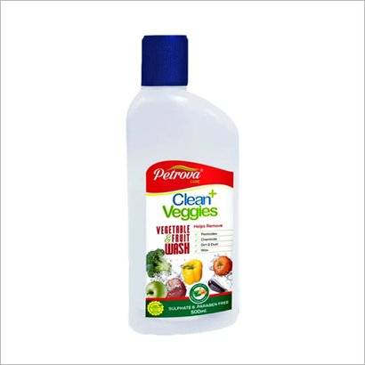 500 Ml Vegetable And Fruit Wash