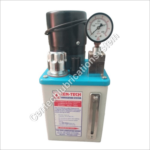 Automatic Lubrication Single Phase 220 Volts