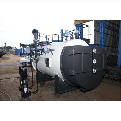 Industrial Dry Back Boiler