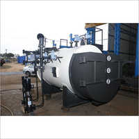 Industrial Dry Back Boiler