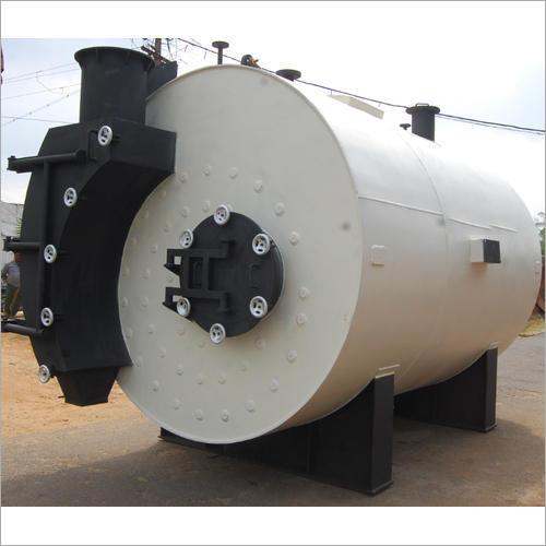 Dry Back Chemical Boiler