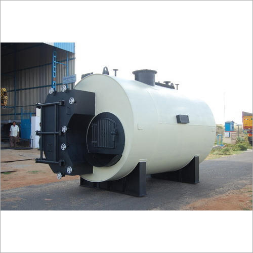 Pneumatic Over Feed Boiler