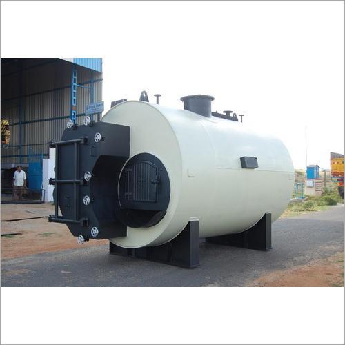 Pneumatic Over Feed Boiler