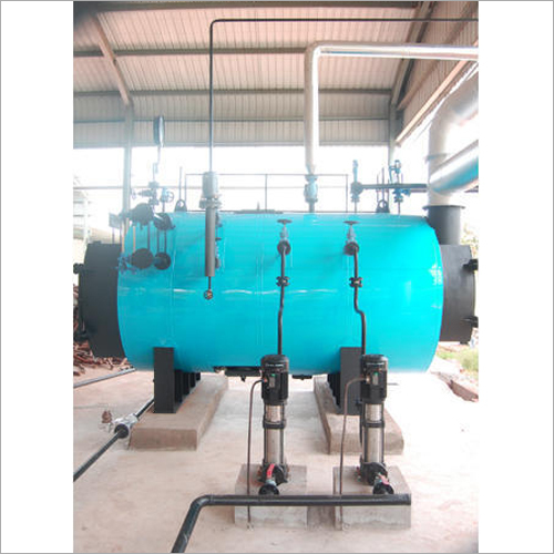 Oil Fired Garment Boiler