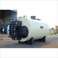 Industrial Rice Mill Steam Boiler