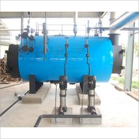 Industrial Horizontal Steam Boiler