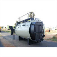 Industrial 3 Pass Wet Back Boiler