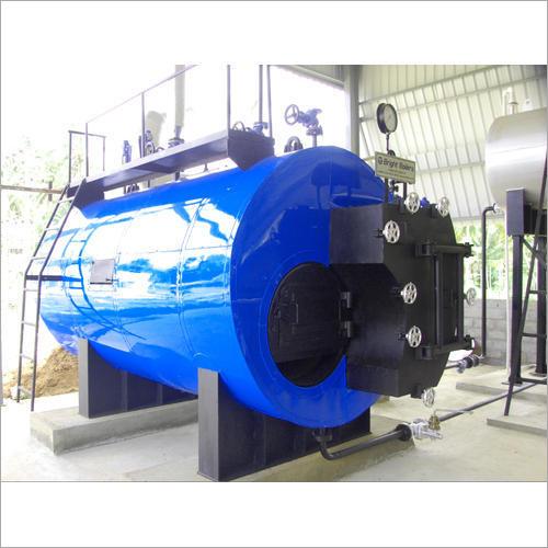 Industrial Wood Pellet Boiler