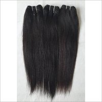 Unprocessed Indian Straight Human Hair