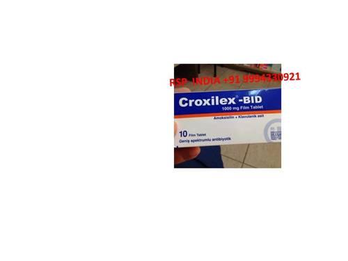 Croxilex-bid 1000 Mg 10 Film Tablet