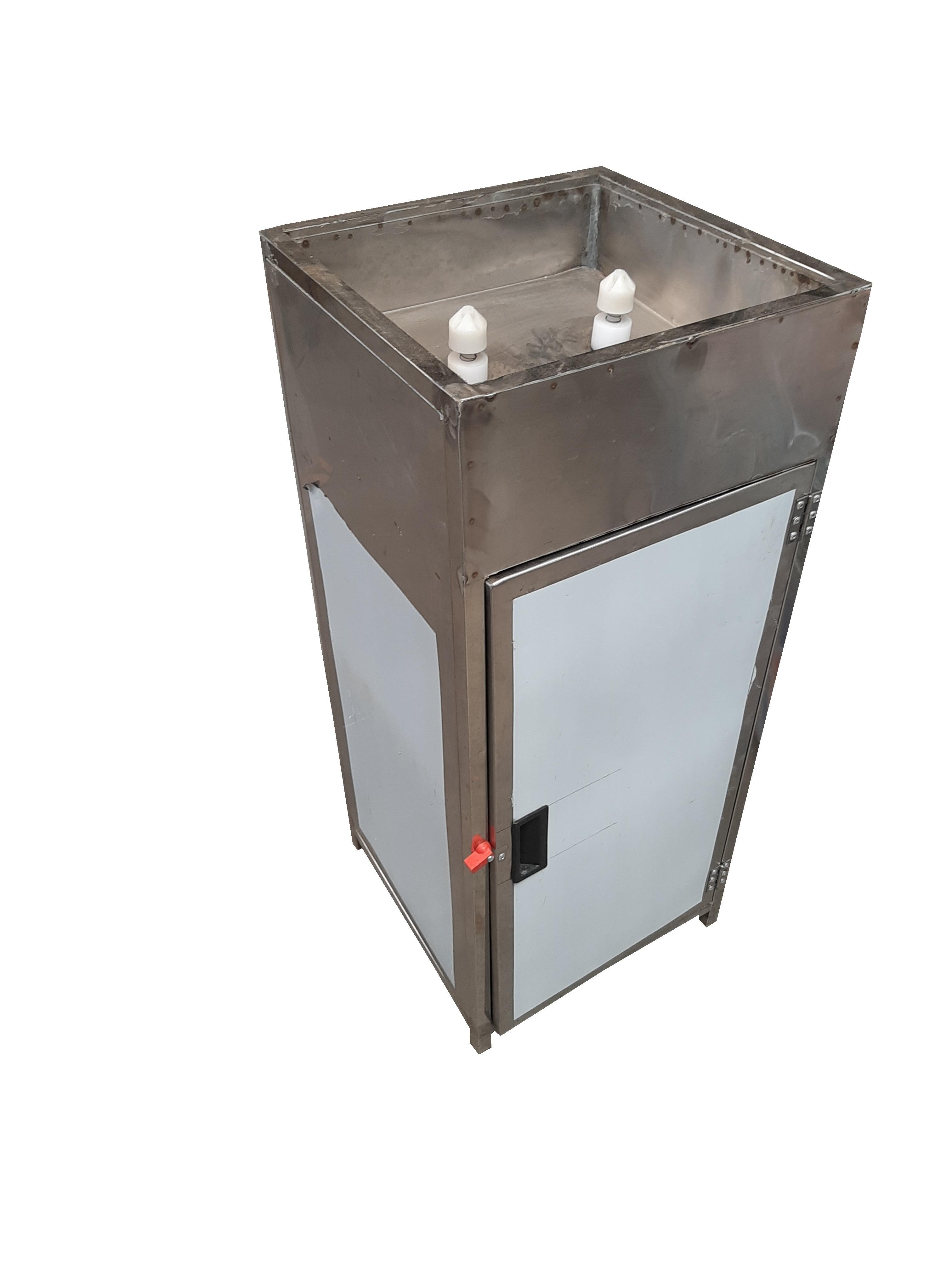 Manual Bottle Rinsing Machine