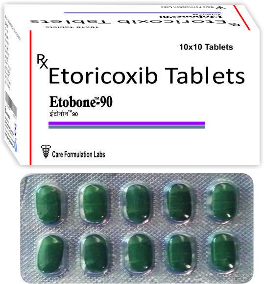 Etoricoxib IP 60 MG /ETOBONE-60