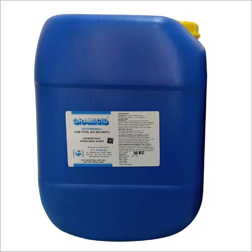 30 kg Gramicid Disinfectant Sterilising Agent