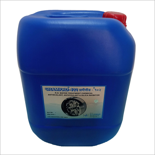 Gramicid-102 Antiscalant Antifoulant and Silica Inhibitor RO Water Treatment Chemical