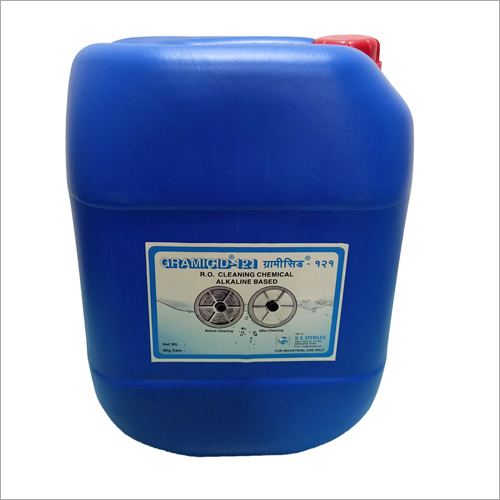 Gramicid-121 Alkaline Based RO Cleaning Chemical