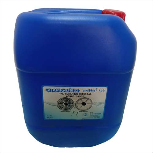 Gramicid-122 Acidic Based RO Cleaning Chemical