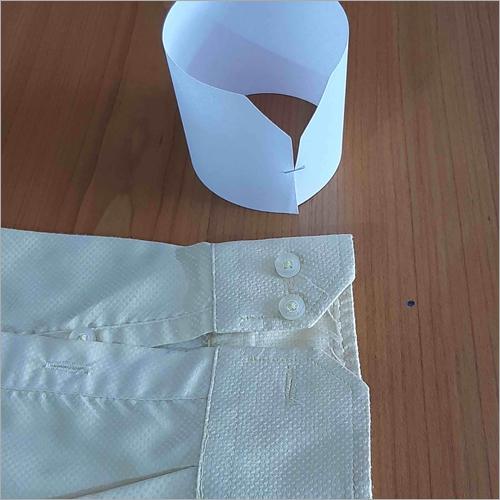 Custom Designed Shirt Cuff