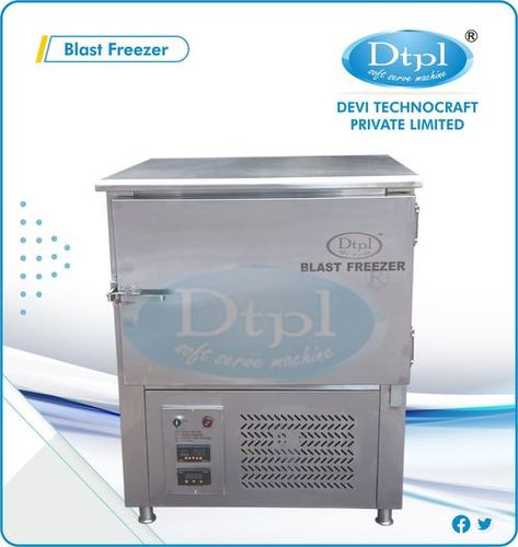 Commercial Blast Freezer
