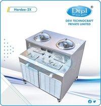 Gelato & Natural Ice Cream Machines - Hardee 2X