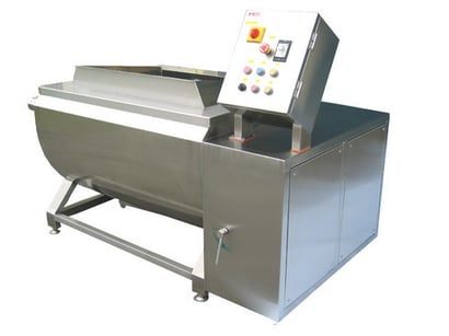 Fully Automatic Vegetable Washer
